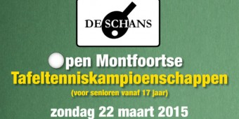 Open Montfoortse Tafeltenniskampioenschappen